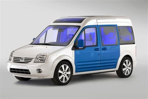 2010 Ford Transit by 2010 Ford Transit Connect Family One Concept Conceptcarz