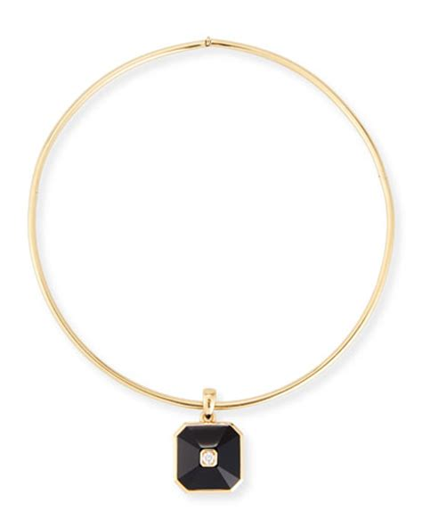 gold collar gold collar necklace neiman