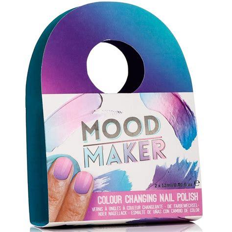 mood magic blue color changing lipstick 12 oz 3 5 g npw duo colour changing purple nail polish mood maker 2