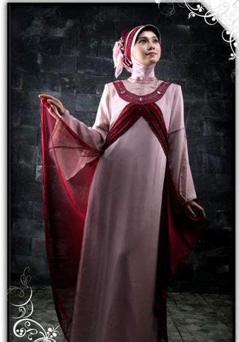 Gaun Muslim Modern islamic fashion modern muslim dress 2012