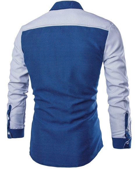 latest pattern of shirt china wholesale clothing custom design pattern men shirt