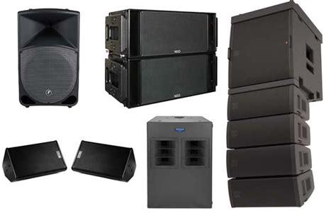 lighting and sound equipment rental dj equipment pa av sound system projector rental phuket