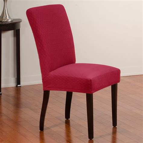 Dining Room Chair Covers Walmart Ca Sure Fit Stretch Dining Chair Slip Cover 4 Pack