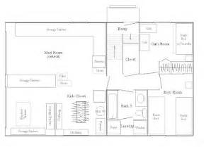 1100 sq ft floor plan for large families trend home