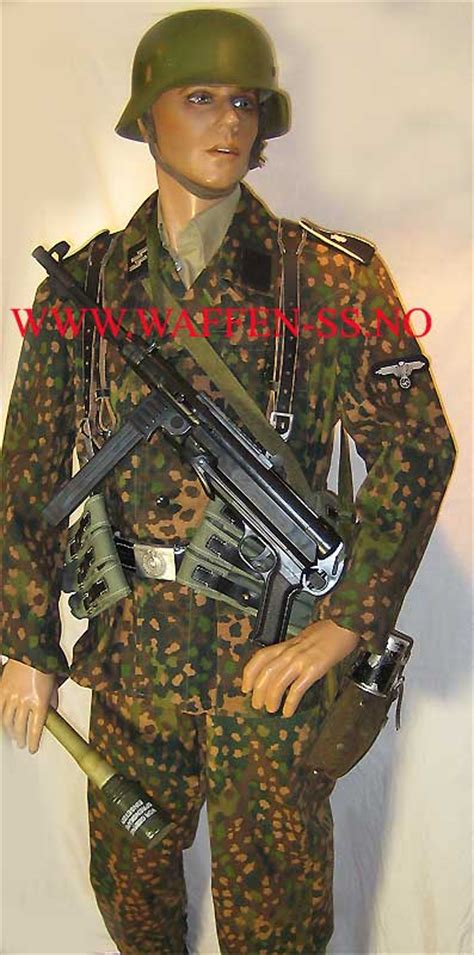 www waffen ss no quot ss erbsenmuster the defender of the bunker quot