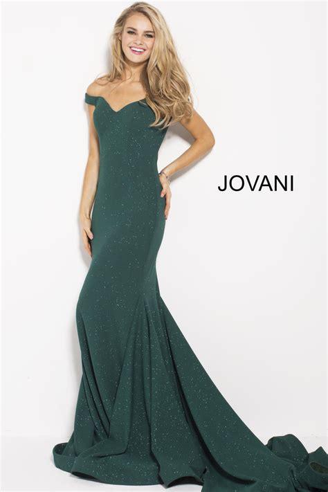 size  hunter jovani    shoulder glitter prom