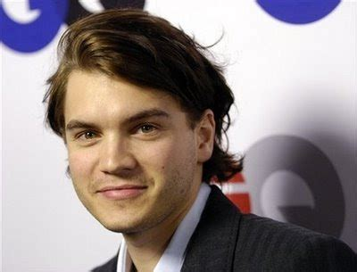 Happy Birthday Emile Hirsch by Biss Emile Hirsch