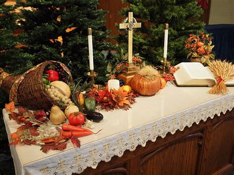 Methodist Wedding Blessing Uk by Thanksgiving Altar Decorations Simply Mad About