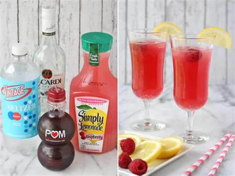 alcoholic punch for sparkling punch beautiful punches and