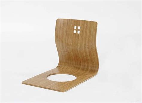 wooden floor chair bamboo floor chair no zaisu japan
