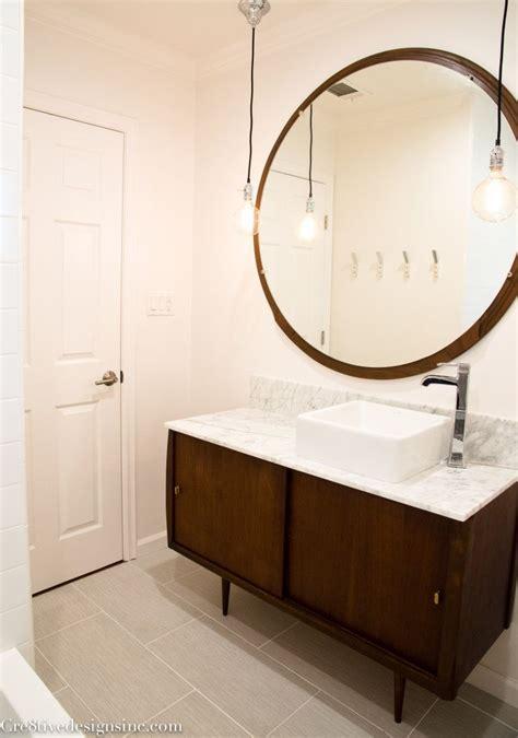 Mid Century Modern Bathroom Accessories Best 25 Midcentury Bathroom Mirrors Ideas On