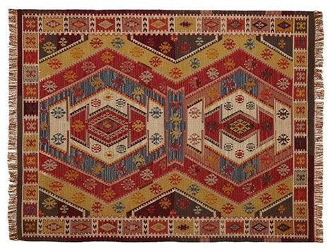 Outdoor Kilim Rug Recycled Yarn Kilim Indoor Outdoor Rug Eclectic Outdoor Rugs Sacramento By