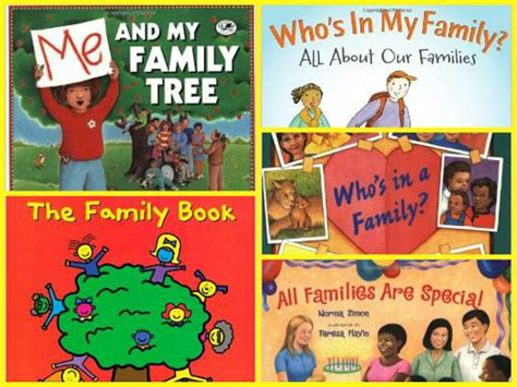 family picture books my family family tree stick crafts for preschool
