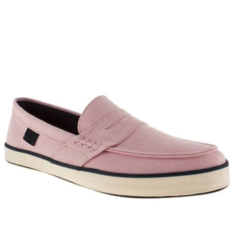 mens pink polo ralph shoes