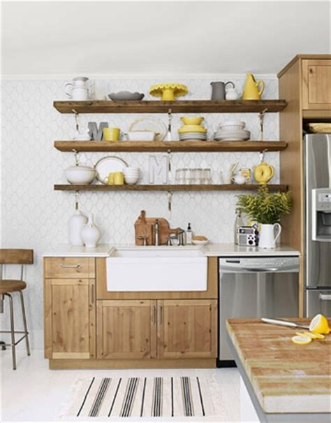 Open Shelving by Timeless Or Trendy Open Shelving In Kitchens