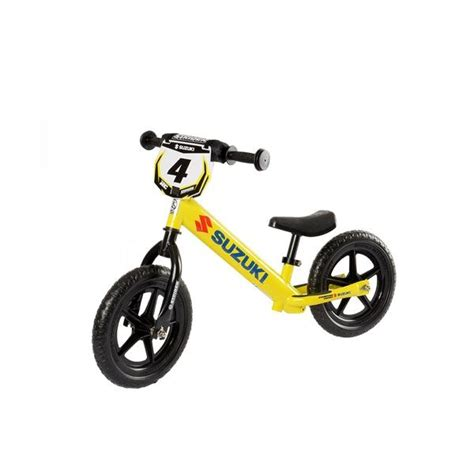 Suzuki Strider Bike Strider Suzuki St 3 Balance Yellow Bike Partsfish
