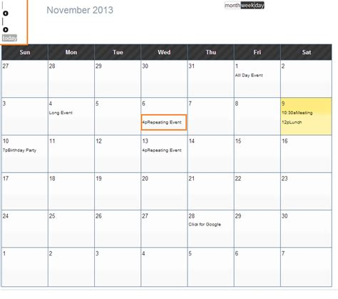 jquery css ui themeroller applied full calendar