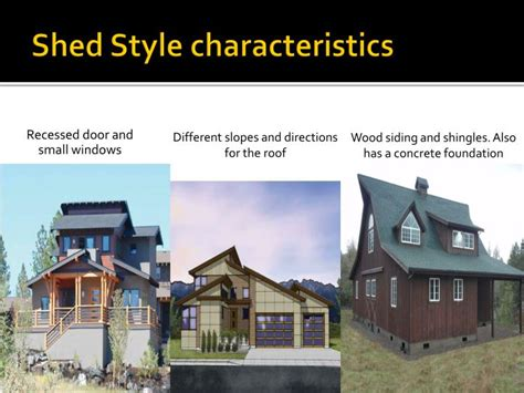 shed style architecture ppt shed style architecture powerpoint presentation id