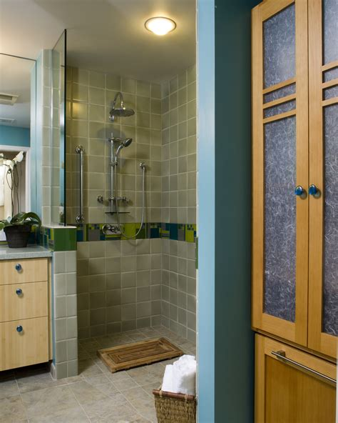 walk in shower bathrooms doorless walk in shower designs bathroom contemporary with