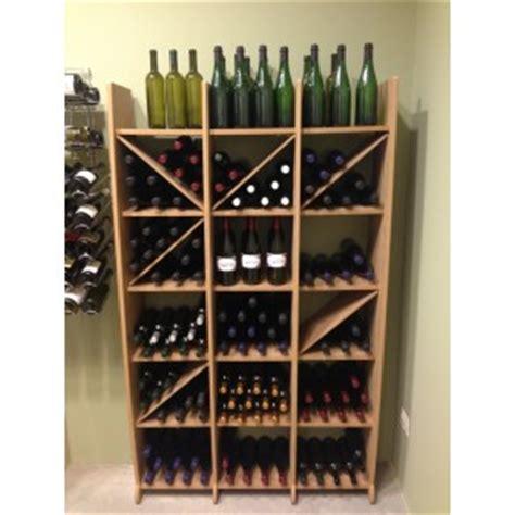 scaffali in legno per vino portabottiglie in legno cantinette porta vino in legno