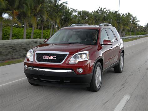 problems with gmc acadia 2008 gmc acadia problems autos post