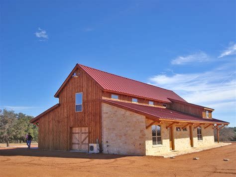 rustic barn homes texas rustic barn home living rustic exterior other