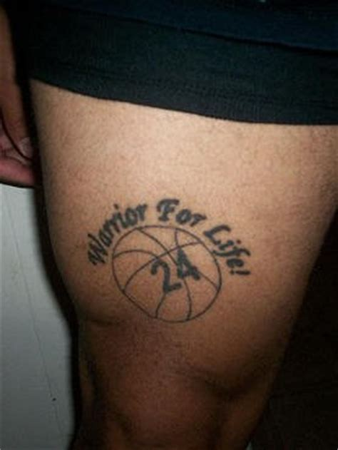 ball is life tattoo leg warrior for 24 tattooimages biz