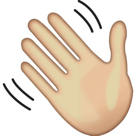 emoji of a wave download waving hand sign emoji emoji island
