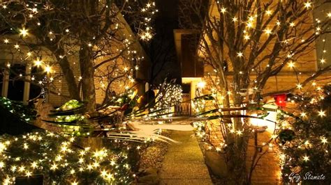 elegant christmas yard decorations christmas lights
