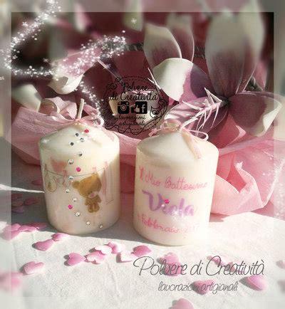 candele per battesimo candele battesimo artigianali feste bomboniere di