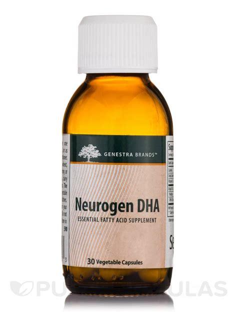 Dha Plus30 Capsul neurogen dha 30 vegetable capsules