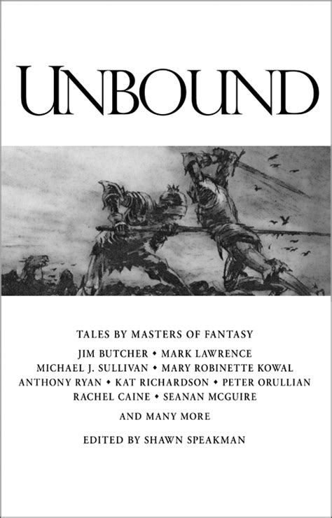 readers unbound a blog from and to people who love the anthony ryan s blog new anthology announcement unbound