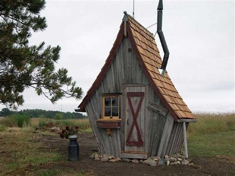 fanciest tiny house a craftsman s fairy tale cottages built with reclaimed
