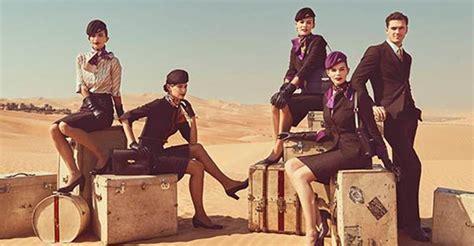 Etihad Cabin Crew by Etihad Airways Uniforms Etihad Airways