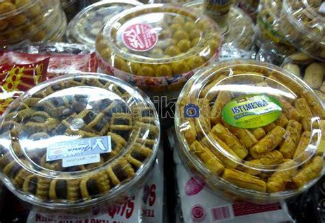 Kue Kering Boneka berita harian kosmo jelang natal penjualan kue kering