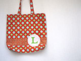 everyday celebrations simple library totes