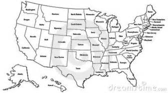 usa map outline with state names best photos of template of united states map usa blank