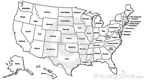 best photos of template of united states map usa blank