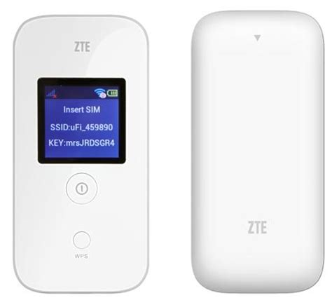 Zte Wifi Modem zte mobile wifi router images