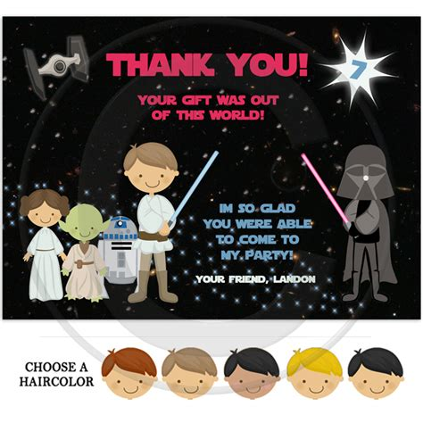 printable star wars thank you notes star wars thank you cards