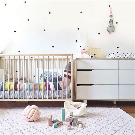 nursery design instagram polka dot nursery adorable nursery ideas from instagram