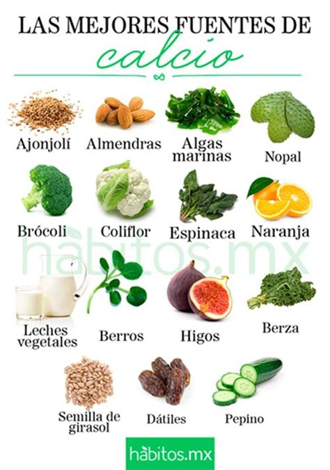 alimentos alto contenido en calcio como curar la caries