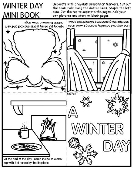 crayola coloring pages winter winter coloring pages crayola kids coloring page gallery