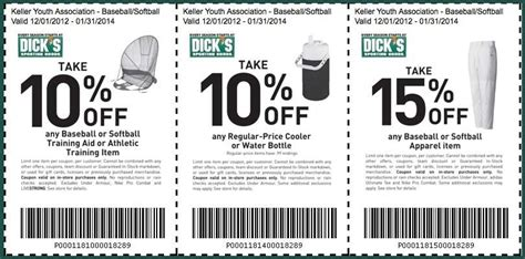 printable dickssportinggoods coupons 2012 dick s sporting goods printable coupons