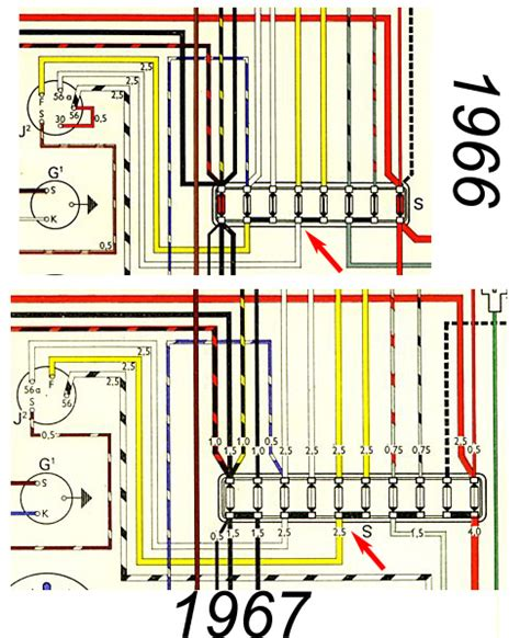 wiring diagram for 1967 vw beetle get free wiring free