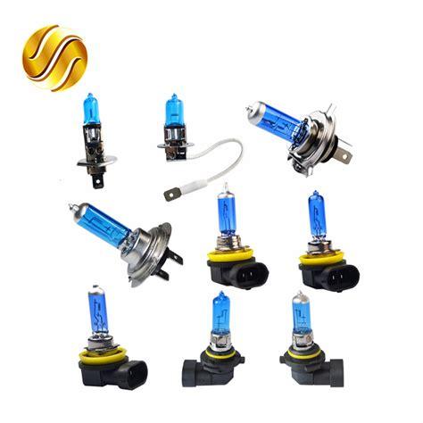 Lu Halogen H1 12 V 100w aliexpress buy white halogen bulb h1 h3 h4 h7 h8 h9 h11 9005 hb3 9006 hb4 12v 55w