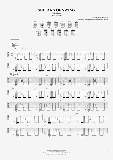 sultans of swing guitar tab swing guitar chords pictures to pin on pinsdaddy