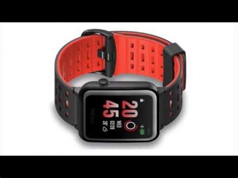 Smartwatch Xiaomi Hey S3 Xiaomi Hey S3 Smartwatch Review And Specifications