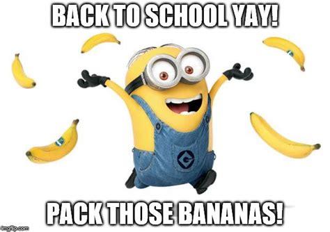 Minions Banana Meme - minion chiq banana imgflip