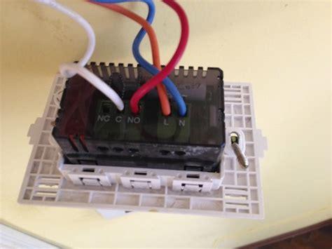 collegamento termostato caldaia il meglio di potere termostato caldaia wifi collegamento